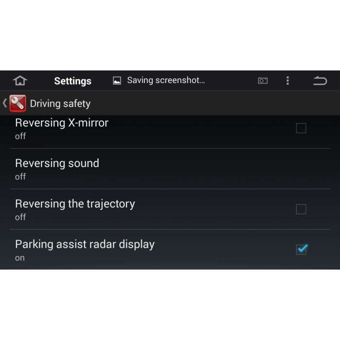 "Radio DVD Navegador GPS Android para Volkswagen Jetta (8"")"