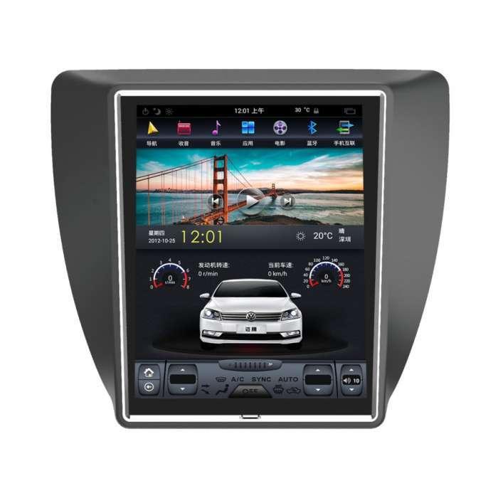 """Radio Navegador Android Tipo Tesla para Volkswagen Jetta (10,4"""")"""