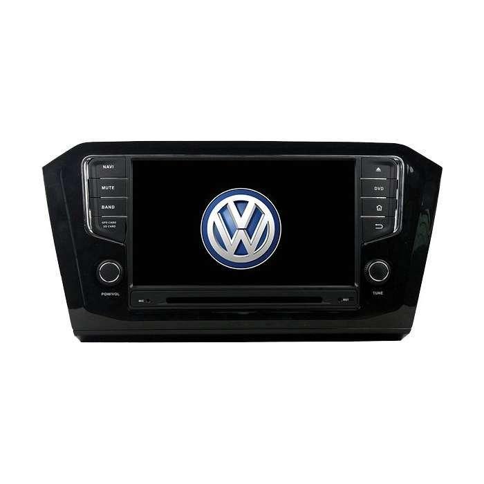 "Radio DVD Navegador GPS Android para VolksWagen Passat (8"")"