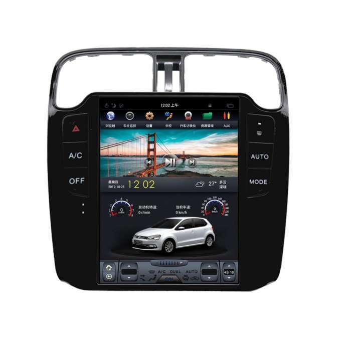 "Radio Navegador Android Tipo Tesla para Volkswagen Polo (10,4"")"