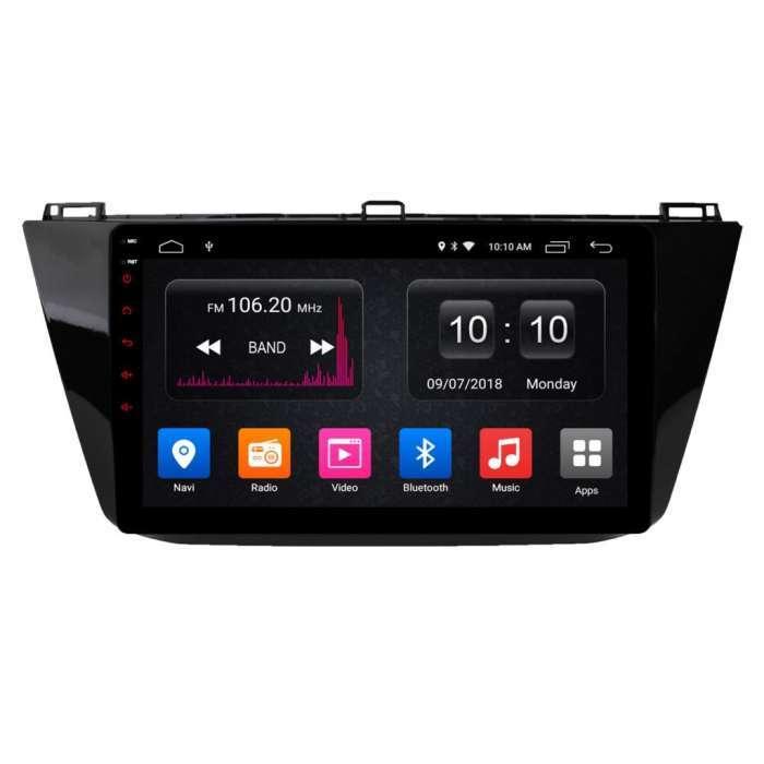 "Navegador Android para Volkswagen Tiguan (10,1"")"