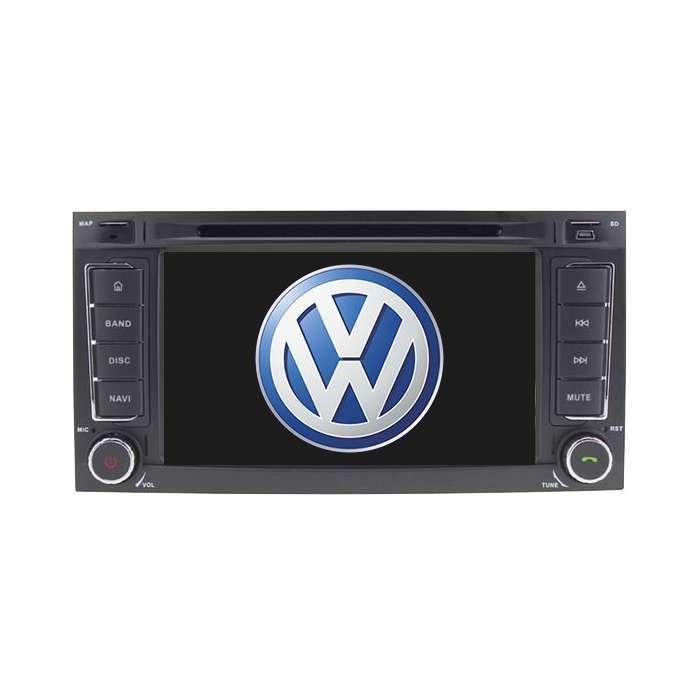 "Radio DVD Navegador GPS Android para VolksWagen Touareg (7"")"