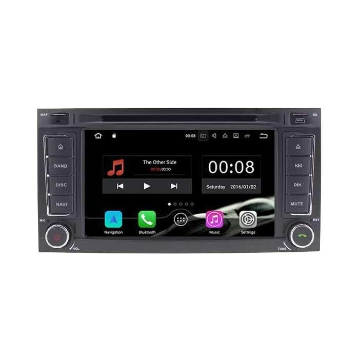 "Radio DVD Radio Navegador GPS Android para Volkswaguen Touareg (7"")"
