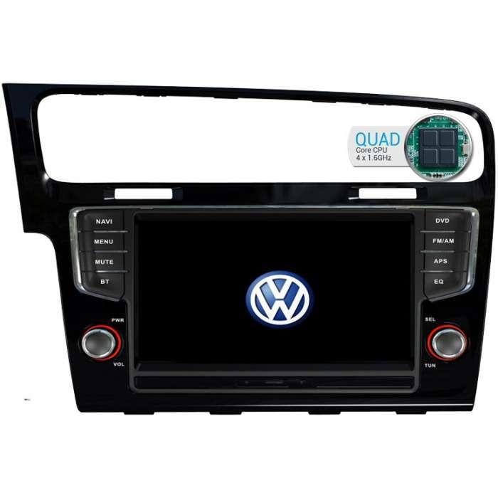 "Radio DVD Navegador GPS Android para Volkswagen Golf (8"")"
