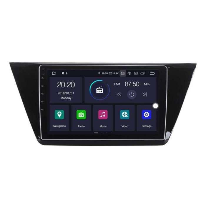 "Radio Navegador GPS Android para Volkswagen Touran (10,2"")"