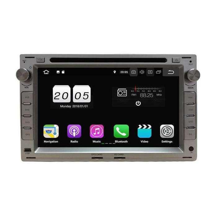"Radio DVD Navegador GPS Android para Volkswagen (7"")"