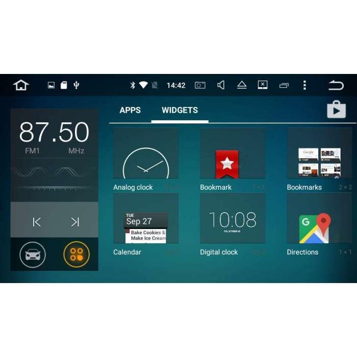 "Radio Navegador GPS Android para VolksWagen Beetle (9"")"