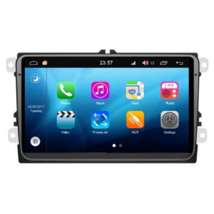 "Radio Navegador GPS Android para VW Caravelle (9"")"