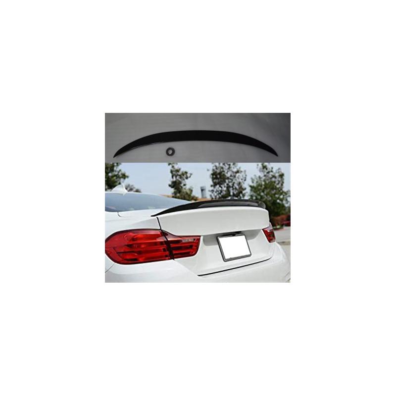 Alerón BMW Serie 4 F36 Gran Coupé 2014-2020 (Negro Brillo)