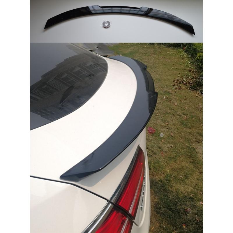 Alerón Mercedes Benz GLC Coupé C253 2016+ (Negro Brillo)