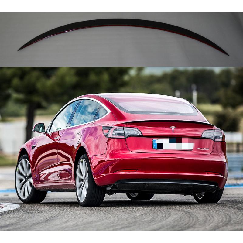 Aleron Trasero Tesla Model 3 Performance